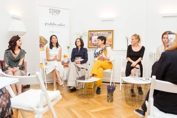 Salonul STROP Concept lansare