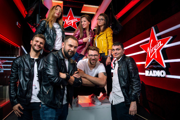 Virgin Radio România - V8 Interactive
