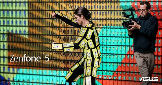 ASUS, trupa OK Go și Ian Eastwood au colaborat pentru un clip video futurist, ce scoate în evidență principale funcții AI ale telefoanelor ZenFone 5