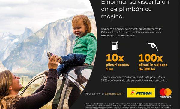 Plățile cu cardul în stațiile Petrom – creștere de 11% în 2018