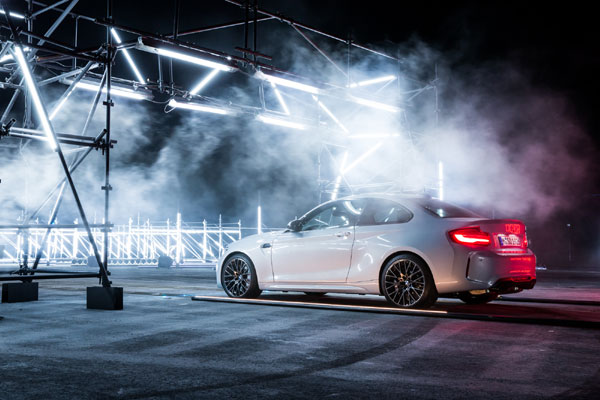Chasing records with the BMW M2 Competition