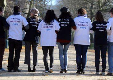 Corpul european de solidaritate: o nouă cerere de propuneri de proiecte