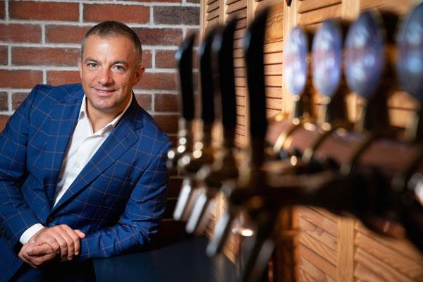Daniel Mischie , CEO City Grill
