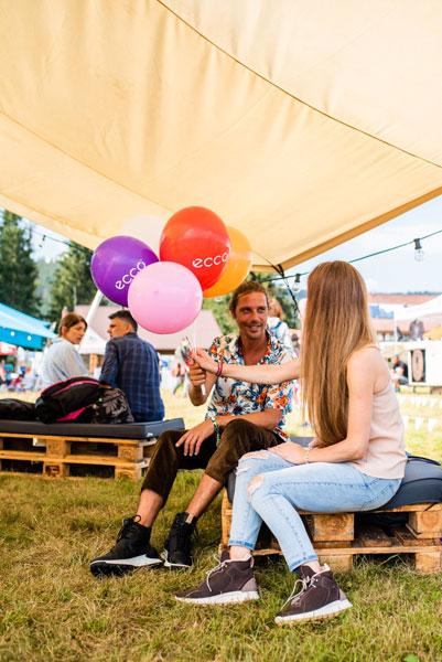 ECCO EXOSTRIKE lansat la Smida Jazz Festival