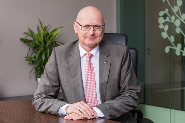Franz Weiler, CEO UNIQA Asigurari