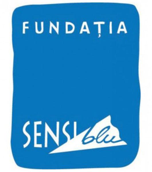 Fundatia SENSIblu logo