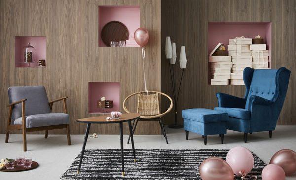 IKEA sărbătorește 75 de ani cu o colecție istorică: GRATULERA