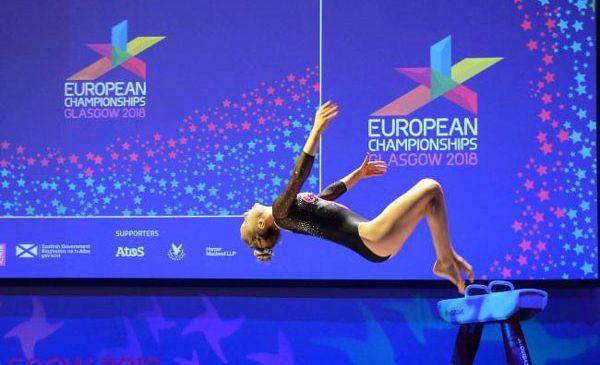În direct şi în exclusivitate la TVR: Campionatele Europene de Gimnastică Artistică, Glasgow 2018