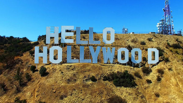 Hello Hollywood sigla