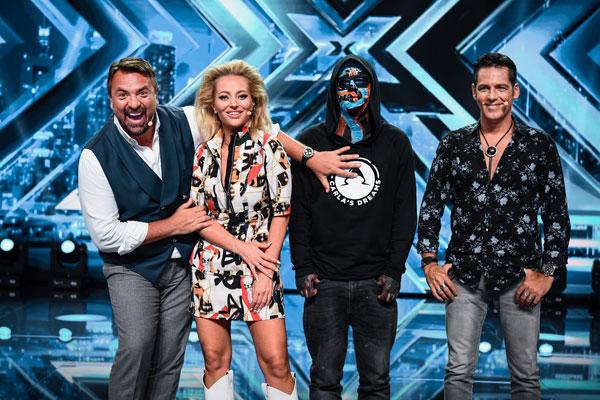 Jurati X Factor s8