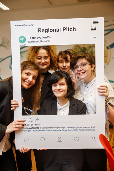 Kernel Panic la Technovation Challenge România 2018