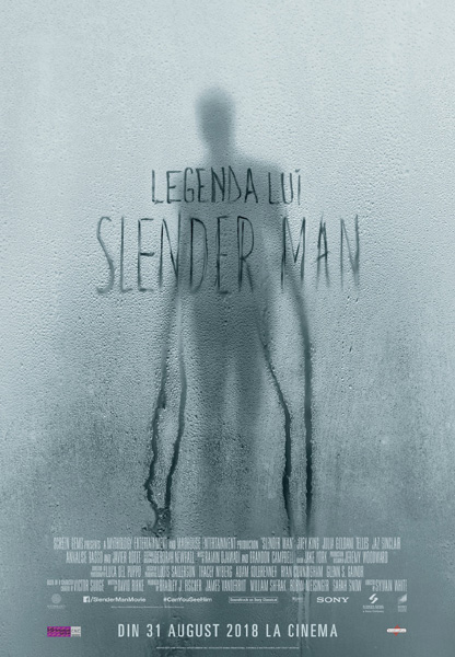 Legenda lui Slender Man