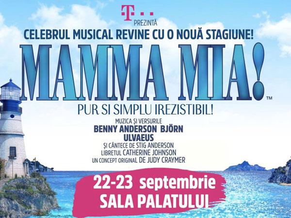 MAMMA MIA! 22-23 septembrie