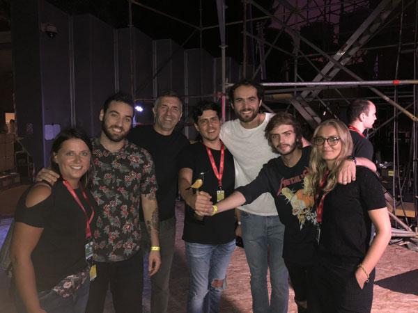 Mihail, marele castigator al Top Of The Top Sopot Festival din Polonia