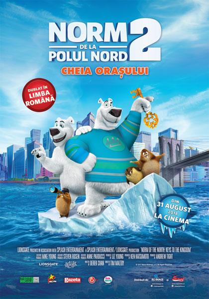 Norm de la Polul Nord 2. Cheia orasului