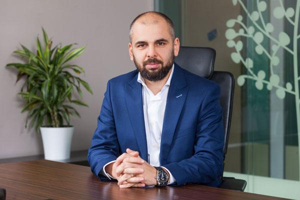 Paul Cazacu, CFO UNIQA Asigurari