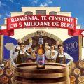 Romania, te cinstim cu 5 milioane de beri!