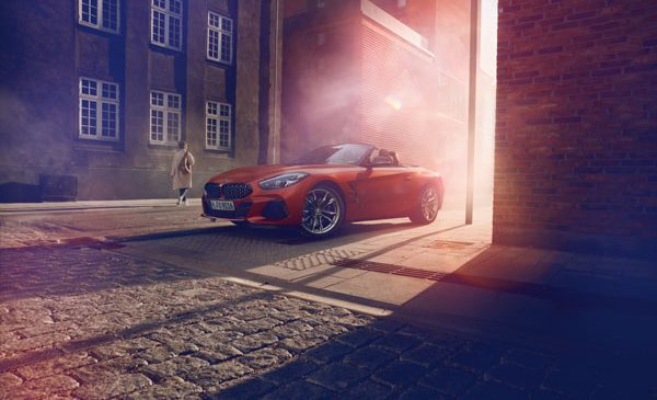 Roadster reloaded: premiera mondială a noului BMW Z4 la Pebble Beach