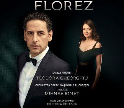 Concert extraordinar al tenorului Juan Diego Flórez