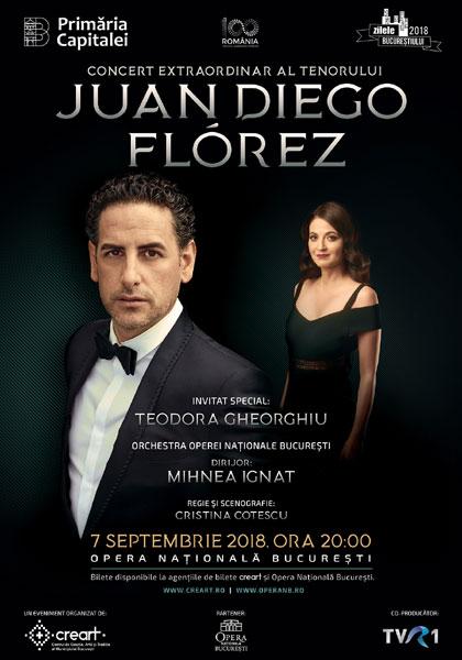 afis Concert Extraordinar Juan Diego Florez