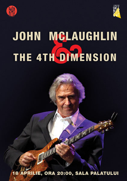 afis John McLaughlin and the 4th Dimension