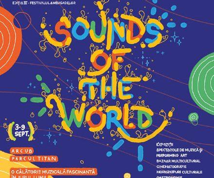 World Experience Festival aduce sunetele și muzica lumii într-un eveniment unic pe scena din București