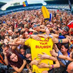 Setul lui Armin van Buuren de la Untold 2018