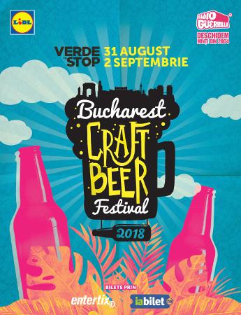 Bucharest Craft Beer Festival la Verde Stop