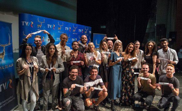 Cerbul de Aur 2018: ordinea de intrare în Concursul internațional de interpretare