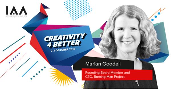 """Peste 20 de motive să iei parte la Conferința Globală IAA """"Creativity 4 Better"""""""