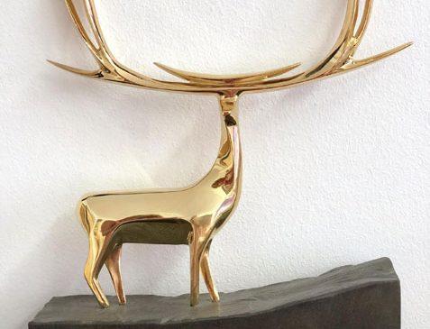 Trofeul Cerbul de Aur 2018 aduce conceptul primelor statuete în era digitală