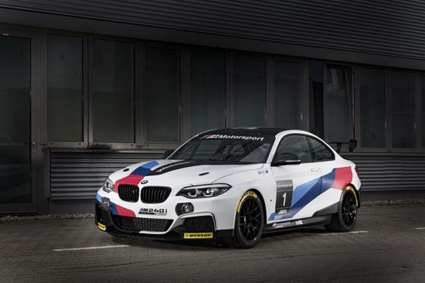 BMW M240i Racing
