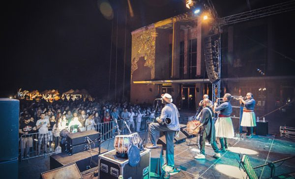 "Festivalul Balkanik a deschis a opta ediție ""en fanfare"""