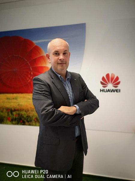 Calin Clej, Director de Marketing Huawei CBG Romania