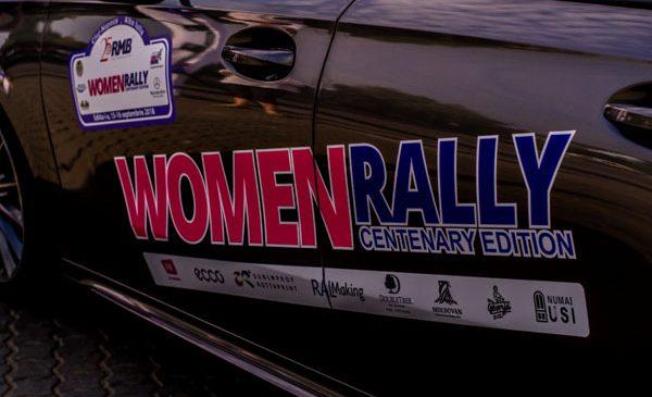 Motoare turate la maxim cu ECCO Biom la Women Rally