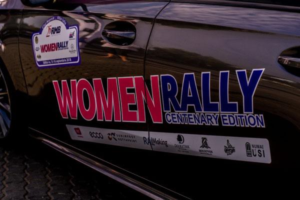 ECCO Biom la Women Rally