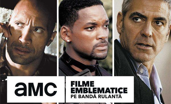 """În octombrie, la AMC vin """"Filme emblematice pe bandă rulantă"""""""