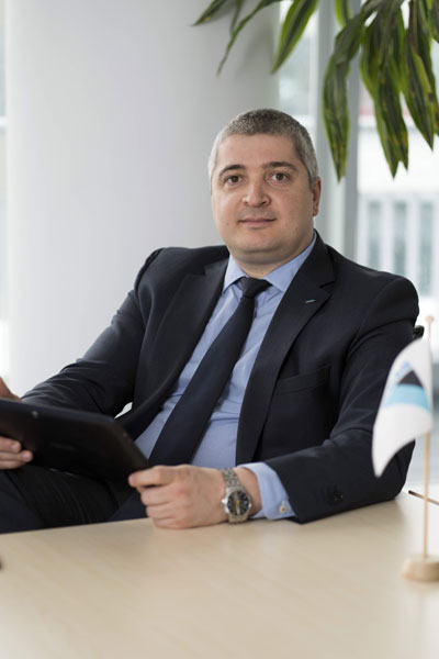 Florin Ihora, Commercial Sales Manager Daikin Romania
