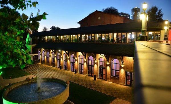 Hotelul Caro: noua imagine după prima etapă de renovare