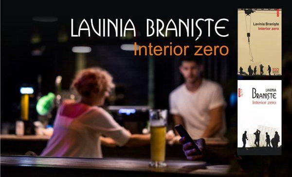 Romanul Interior Zero de Lavinia Branişte a fost adaptat scenei