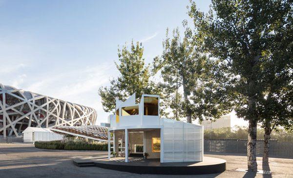 MINI Living la China House Vision – spaţiul de locuit reimaginat de o marcă auto