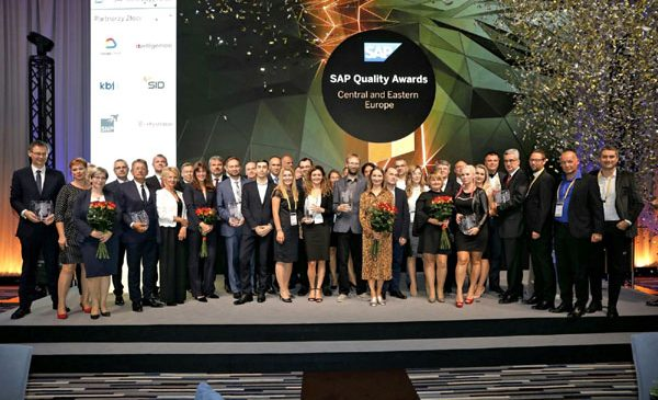 Mega Image România câștigă aurul la categoria Business Transformation din cadrul SAP Quality Awards 2018 CEE