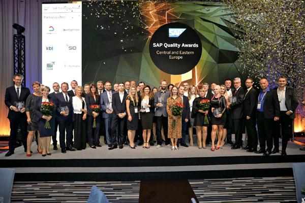Mega Image Romania, aur la categoria Business Transformation la SAP Quality Awards 2018 CEE