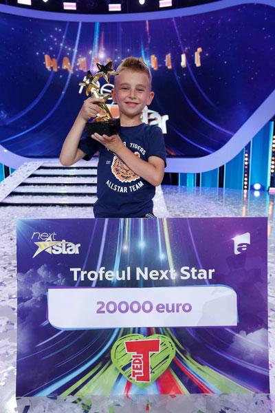 Mihai Dobre, Next Star 0514