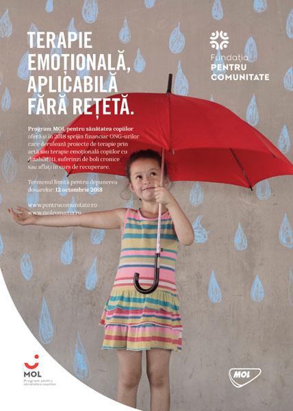 Programul MOL pentru sanatatea copiilor 2018