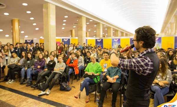 Educaţia şi orientarea în carieră pe înţelesul tuturor, la conferinţa RIUF YouForum, pe 6-7 octombrie