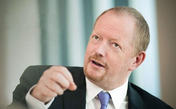 Richard Wilkinson, CFO CTP