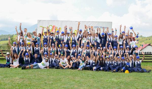 Patru ani de Tabăra Meseriașilor din Țara lui Andrei: aproximativ 1.000 de elevi, viitori meseriași, au fost pregătiți pentru piața muncii