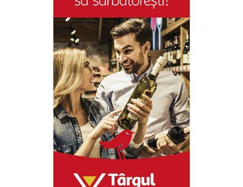 Am dat startul celei de-a 10-a ediții a Târgului de Vinuri Auchan, începând din 19 septembrie