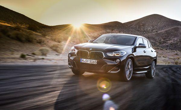 Noul BMW X2 M35i: ADN M pentru cel mai puternic Sports Activity Coupé din clasa compactă